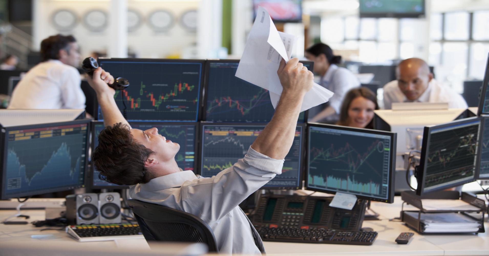 trader actions quelques etapes