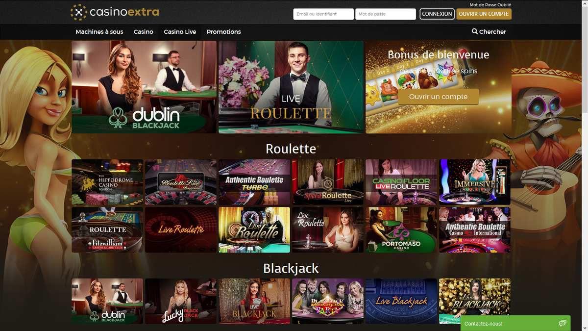 avis extra casino